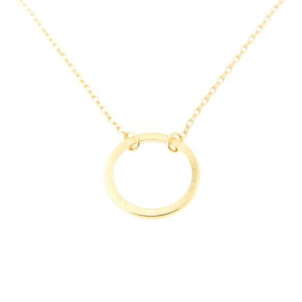 basic-necklace-littlecircle-goldplated-min